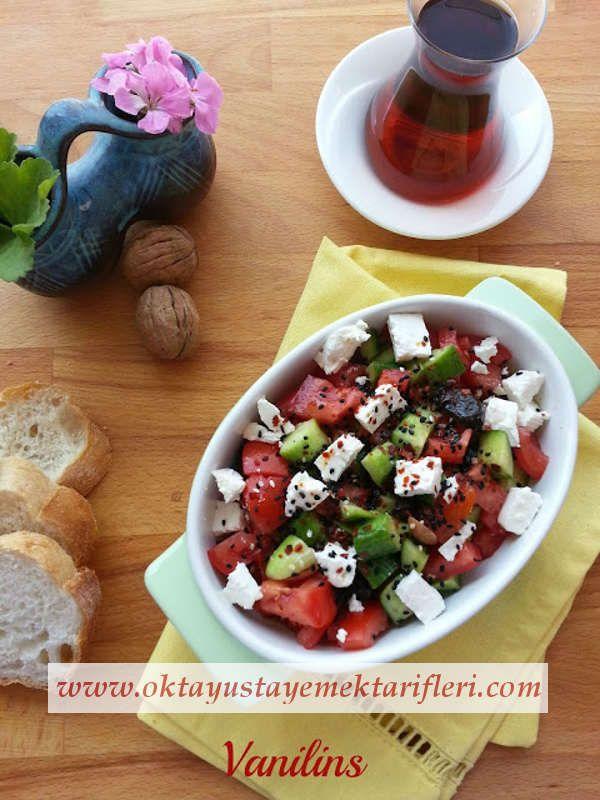 kahvaltılık salata