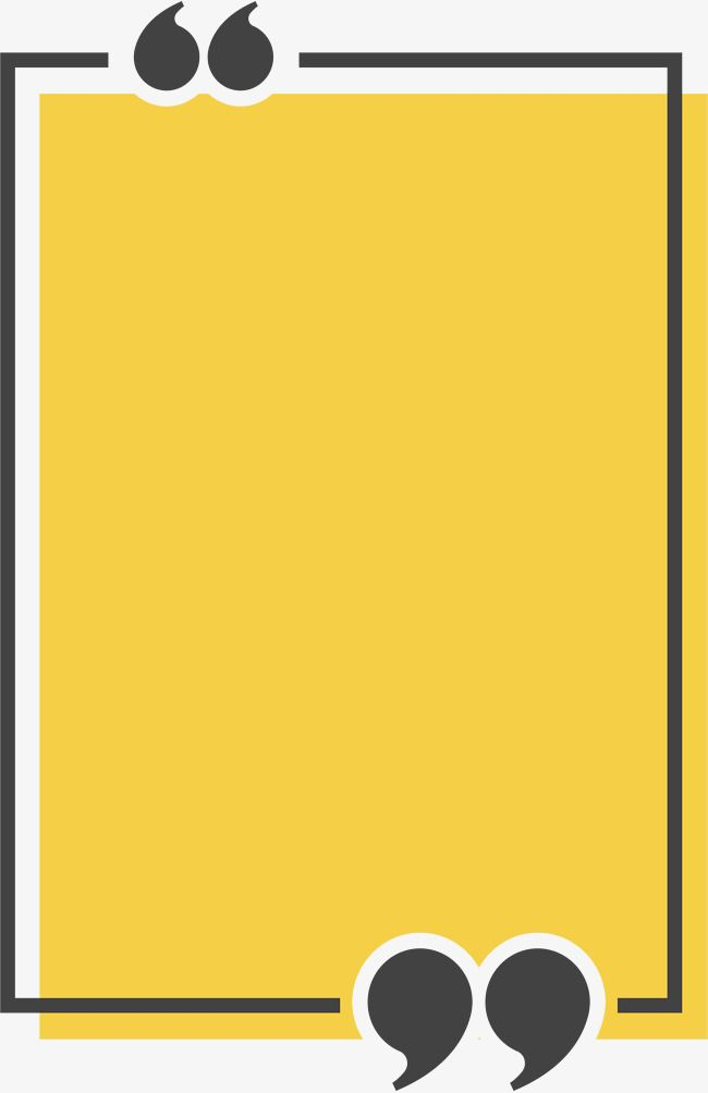 Yellow Rectangle Title Png Free Download วอลเปเปอร โปสเตอร