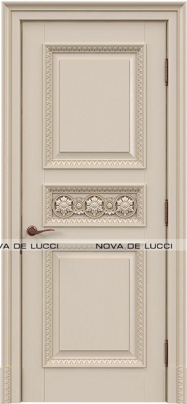 Модель двери «Неаполь» -лаконичная и изысканная