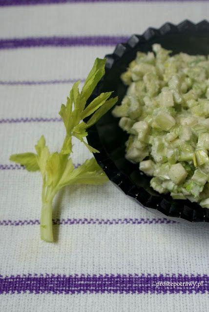 seler naciowy - saladka