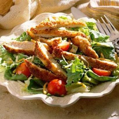 Yazlık Tavuklu Salata