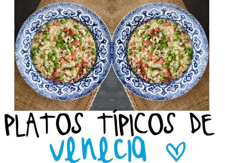 Comiendo por #Venecia: un recorrido a través de los platos tipicos de #Venecia
