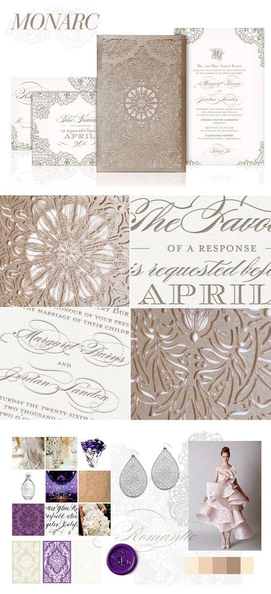 keralwedding card wordings in english%0A lace cut outs    Luxury Wedding InvitationsWedding