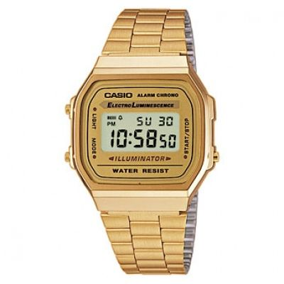 The retro watches are unexpected in terms of shapes, designs and colors, and as different as it looks is better!