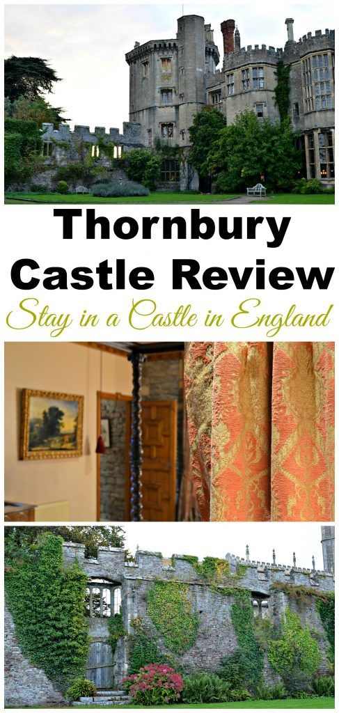 After extensively researching where to stay in a castle in England, I found the Thornbury Castle England Hotel & knew it was the perfect place for my family