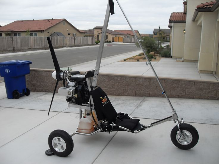 2004 Powered Parachute TrikeBuggy Delta for sale in Clovis, CA United States => www.AirplaneMart.com/aircraft-for-sale/Ultralight/2004-Powered-Parachute-TrikeBuggy-Delta/12420/