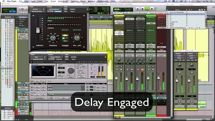 How to mix Reverb & Delay on Vocals • Make Amazing Vocals • Manny Marroq...