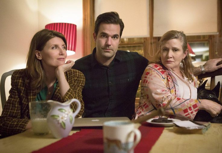 Catastrophe season 3 release date: When to expect Carrie Fisher's final TV role