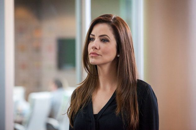 Julie Gonzalo as Pamela in 'Dallas'