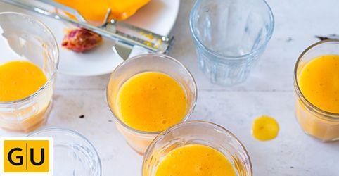 Pfirsich-Mango-Smoothie