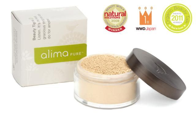 The Best Organic Makeup Products: Alima Pure Satin Matte Mineral Foundation ($25)