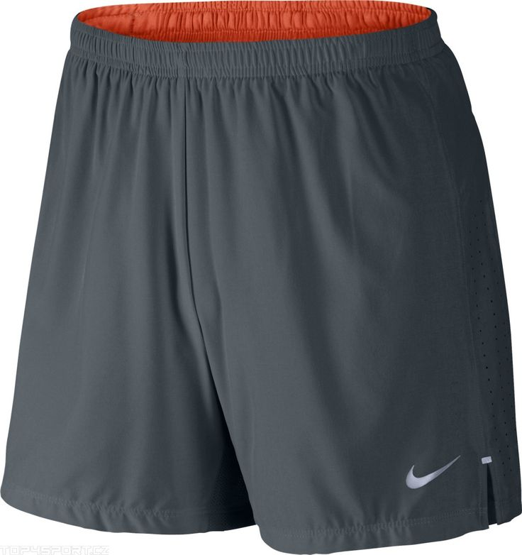 """Pánské kraťasy 5"""" PHENOM 2-IN-1 SHORT – Nike – 619886-008"""