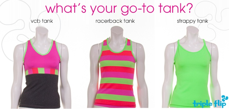 What's your go-to tank?