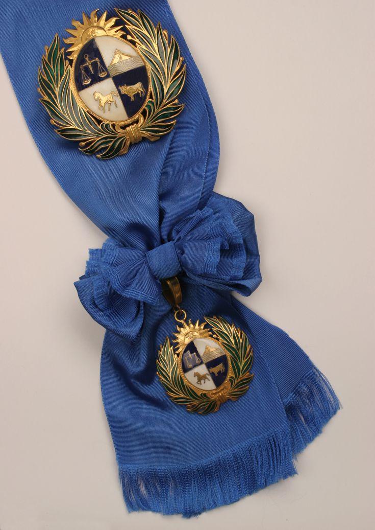 Medal of Republic of Uruguay