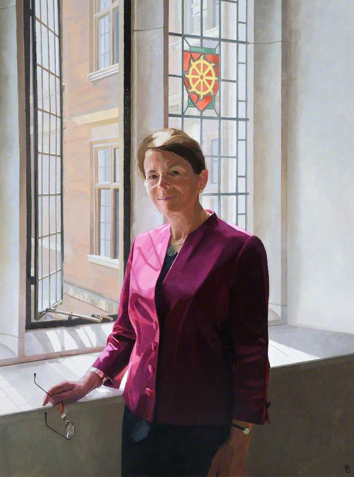 Professor Dame Jean Thomas FRS, FMedSci - Professor of Macromolecular Biochemistry at the University of Cambridge and first female Master of St Catharine's College, Cambridge