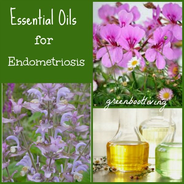Essential Oils for Endometriosis. Endometriosis is a very serious health condition that affects every aspect of womanhood from fertility to beauty.