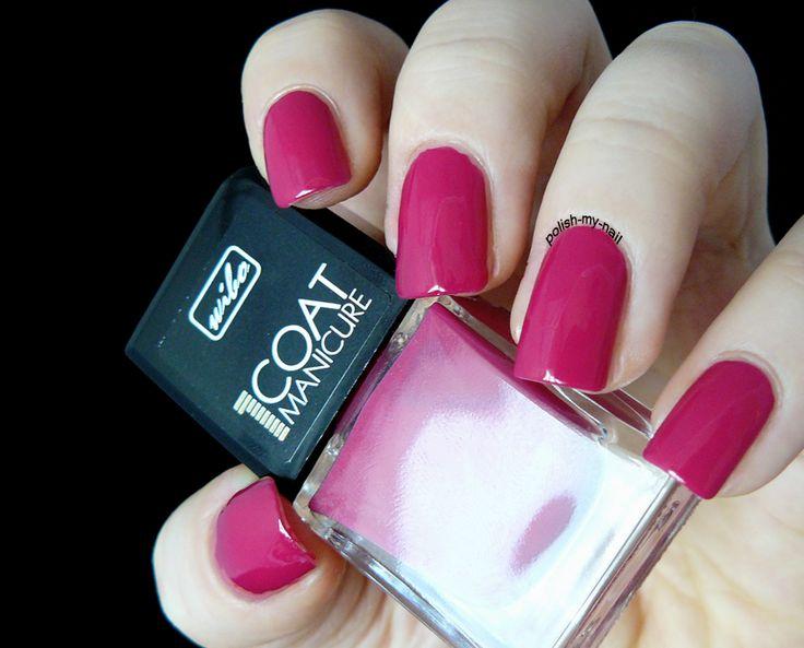 Wibo - 1 Coat Manicure nr 9  #wibo #wibopl #wibokosmetyki #manicure #1CoatManicure
