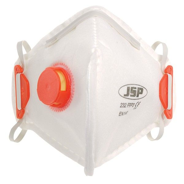 JSP   FFP3  Valved Respirator  BEB130-101-000