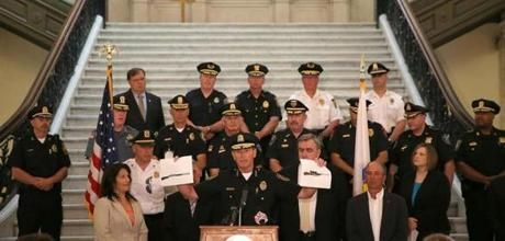 "In The Name Of ""Public Safety"" Mass Police Chiefs Want ""Sole Discretion"" On Who Owns Guns"