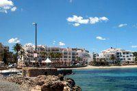 Windsurfing Ibiza Spain