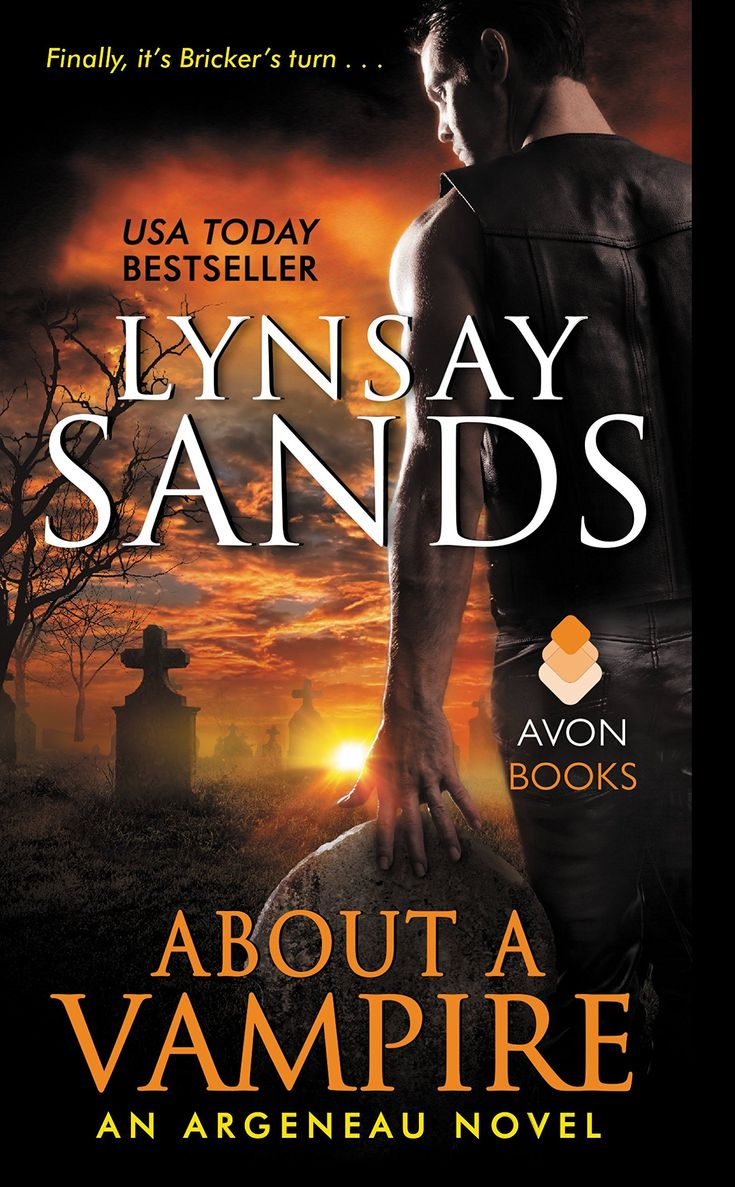 About A Vampire: An Argeneau Novel (argeneau Vampire): Lynsay Sands:  9780062316028