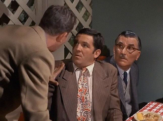 The Andy Griffith Show: Season 7, Episode 4 The Ball Game (3 Oct. 1966)  Howard McNear,  George Lindsey,