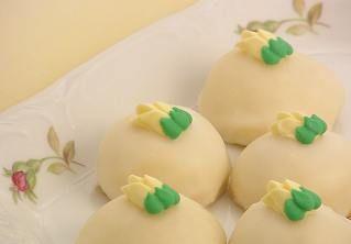 Tea With Grace Recipes: Lemony Tea Cookies