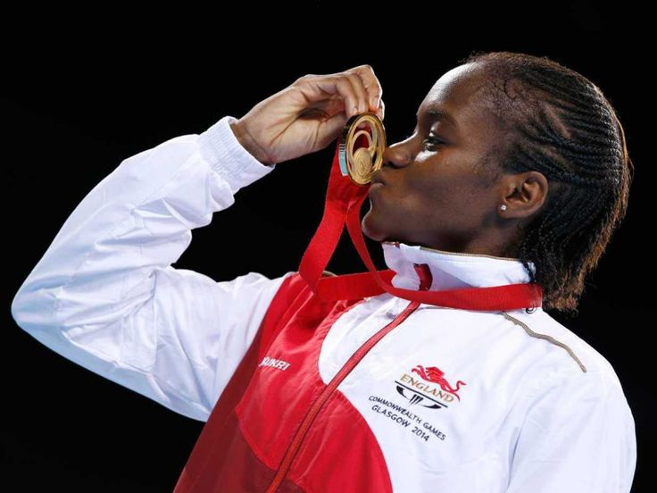 Nicola Adams Wins First Women's Commonwealth Boxing Title