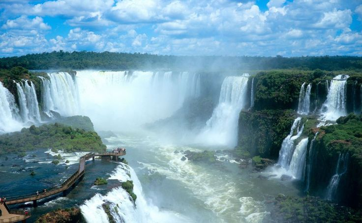 Attention #European #travelers! #flight from #AirEuropa will soon connect #Madrid and #Iguazú #Falls! Great alternative to access #Argentina