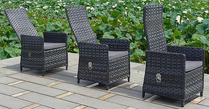 96 best gartenm bel images on pinterest rattan wicker and couch. Black Bedroom Furniture Sets. Home Design Ideas