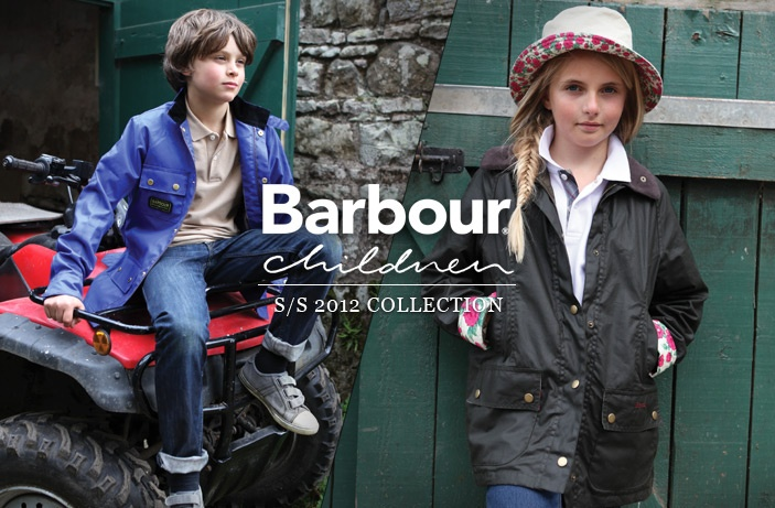 Barbour Kids