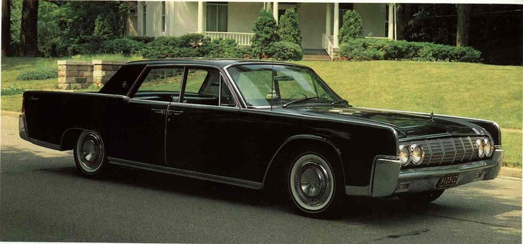 243 best images about lincoln continental 61 62 63 64 on pinterest jfk car. Black Bedroom Furniture Sets. Home Design Ideas