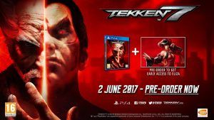 Tekken 7 sur PS4 le 2 juin - Trailer d'annonce -  - http://jeuxspot.com/tekken-7-sur-ps4-le-2-juin-trailer-dannonce/