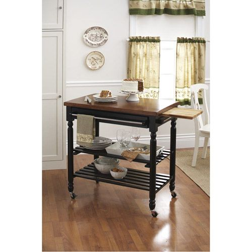 Better Homes And Gardens Kitchen Island Cart