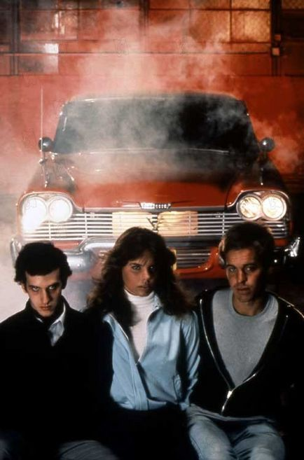 """Christine"" (1983) based on a Stephen King novel, directed by John Carpenter, starring Keith Gordon, John Stockwell & Alexandra Paul"