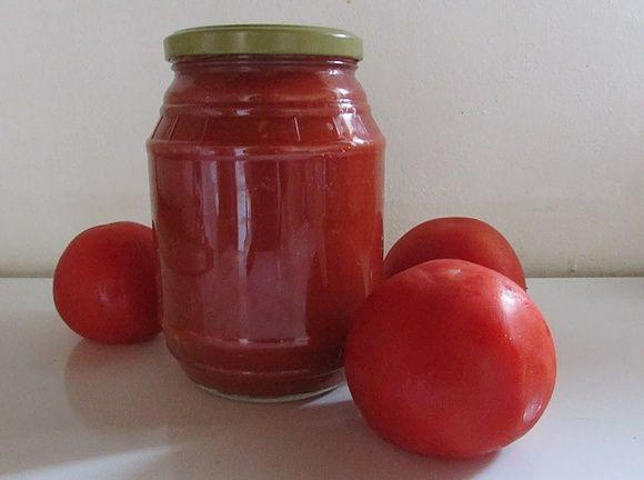 Jak przygotować ketchup w domu