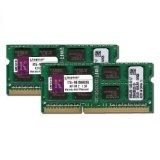 Kingston Technology 8GB Kit (2x4 GB Modules) 1066MHz DDR3 SODIMM Notebook Memory for Select Apple iMac's and Macbooks KTA-MB1066K2/8G (Personal Computers)By Kingston