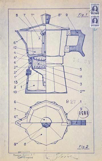 Alfonso Bialetti inventó la cafetera doméstica Moka Express en 1918, que en #Venezuela conocemos como Greca