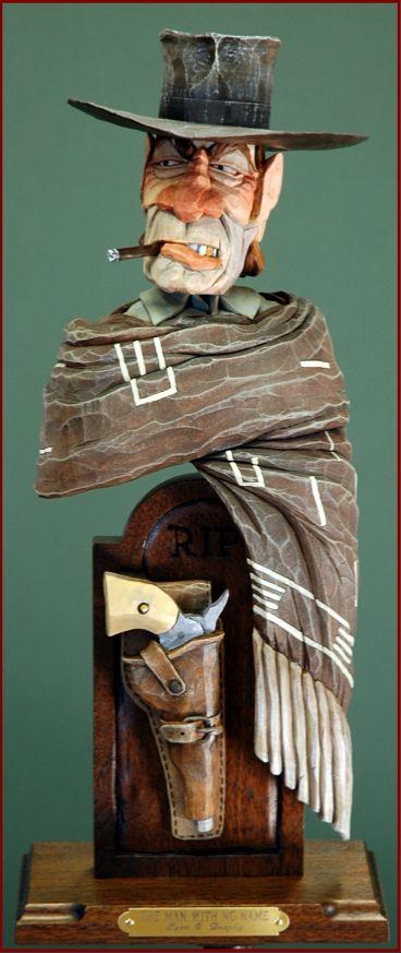 Lynn o doughey woodcarver artistic woodworking