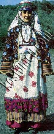 Aydın Köylü Kadını