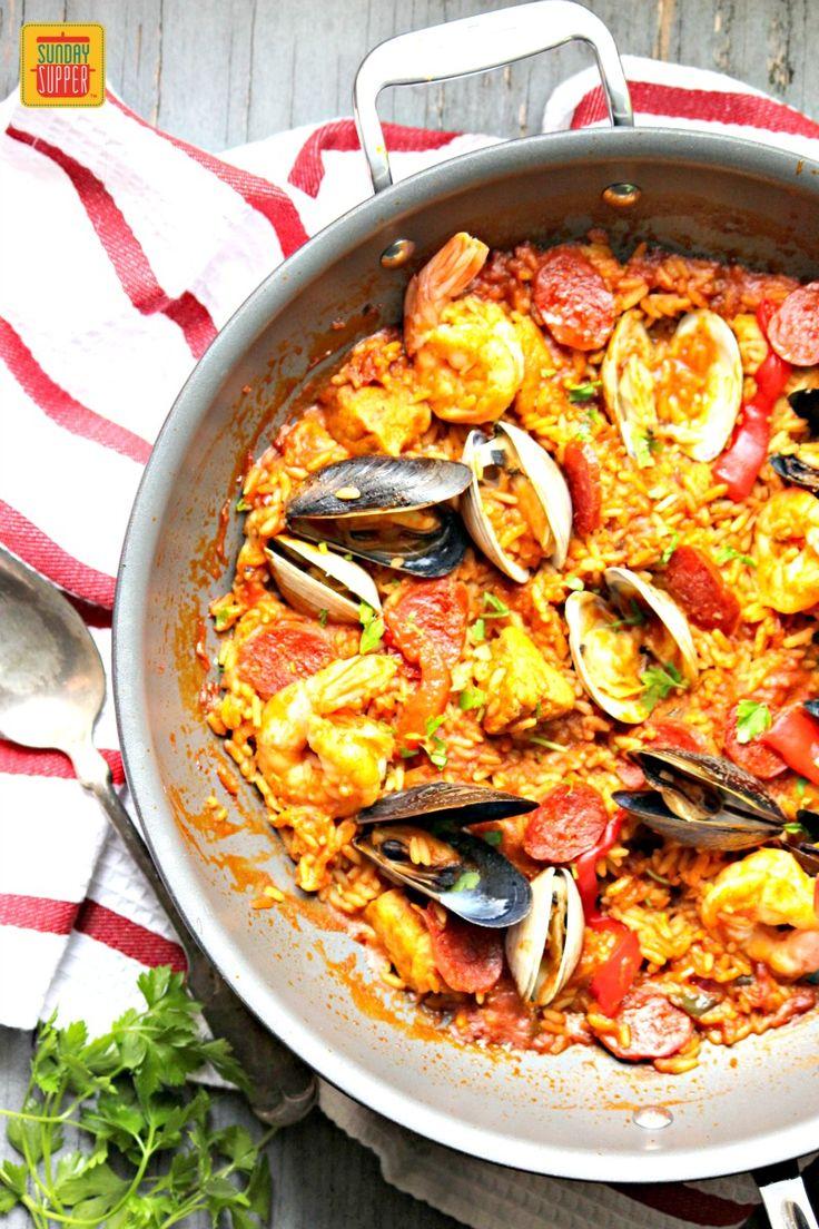 441 best sunday supper images on pinterest sunday suppers portuguese style jambalaya sundaysupper so easy to make with zatarains forumfinder Choice Image