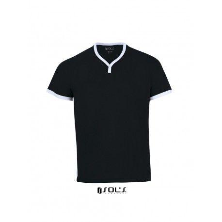 Camiseta adulto manga corta atletico sol's. Esta camiseta de manga corta la puedes personalizar al completo con serigrafía, sublimación y bordado. Es una camiseta barata y ligera. Es un regalo promocional ideal para el verano. Está disponible en varios colores.  http://www.kiopromotional.com