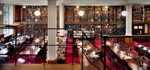 City of Westminster: The London Library