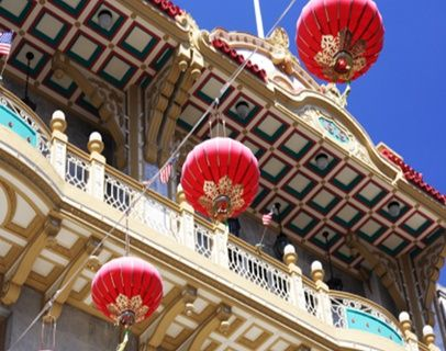$5 Scavenger Hunt in Chinatown - Intro to Stray Boots San Francisco: Embark on a journey through the largest Chinese community outside of China! You'll navigate its narrow alleys, soak up its culture, and learn its rich history.