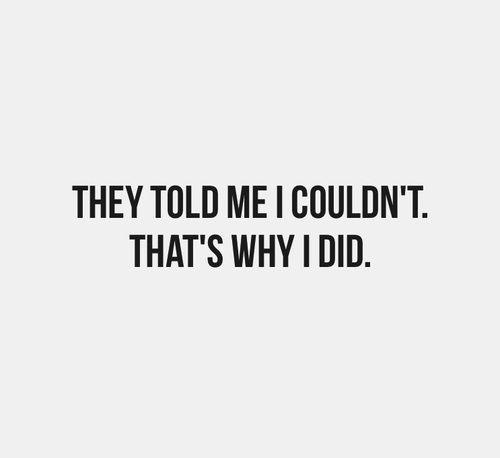 Inspiring quote for girl bosses
