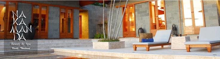 Nakamanda Resort & Spa - Krabi, Thailand. I think this resort has the least expensive honeymoon package yet!