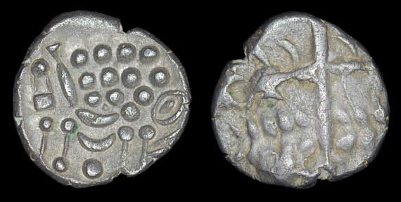 Genuine Old British Durotriges Tribe Silver Stater, British, Celtic