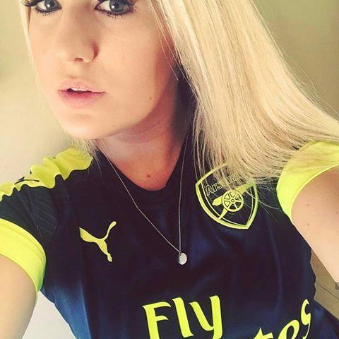 Goonerette #AFC  #COYG  #Gooner  #Arsenal