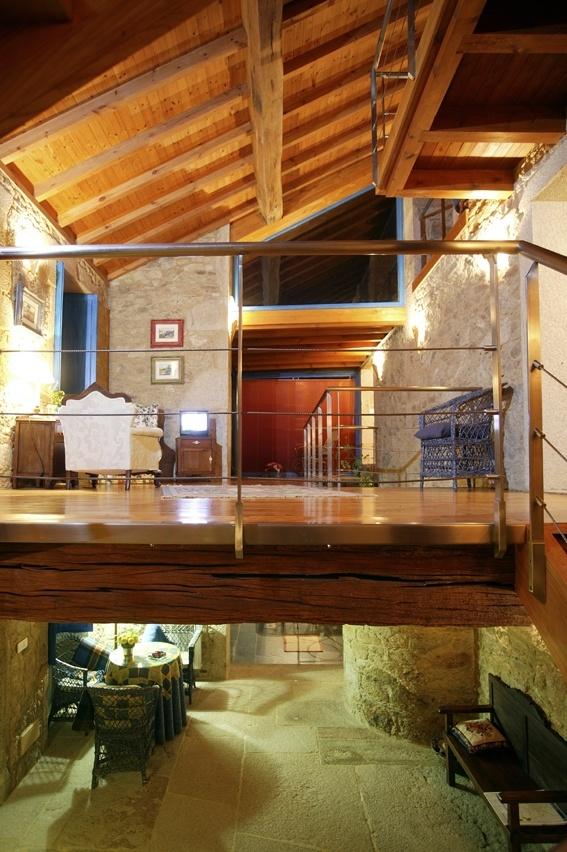 Casa Perfeuto María Alojamiento de #turismorural #Galicia #costadarmorte