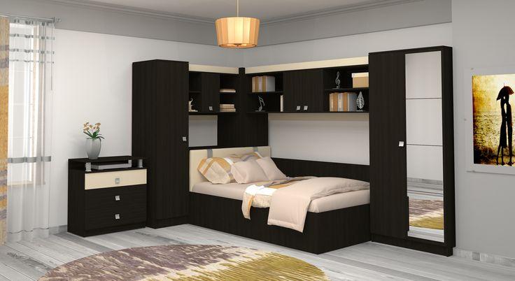 Mobila Dormitor ALESSIO - Tamos